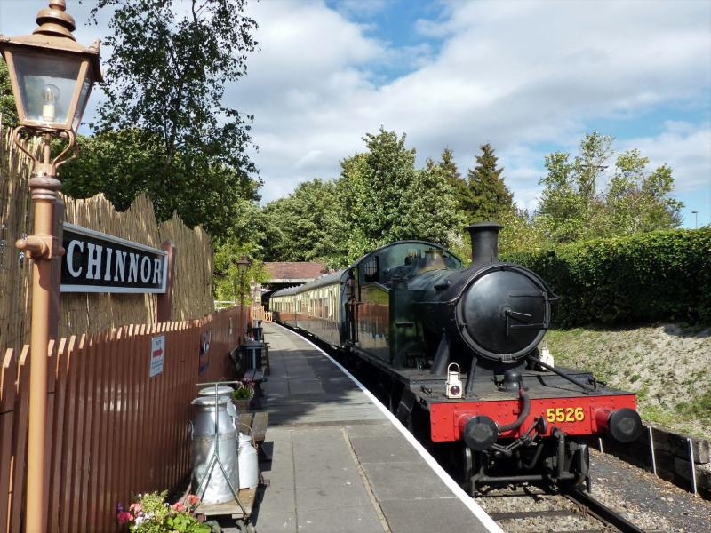 Visit To The Chinnor & Princes Risborough Railway