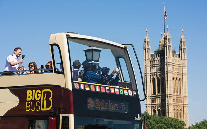 BIG BUS TOURS OPERATIONS