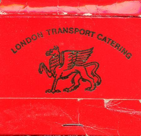 LONDON TRANSPORT CATERING