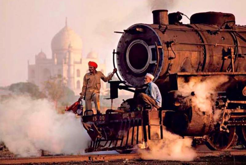 RAILWAYS & THE RAJ