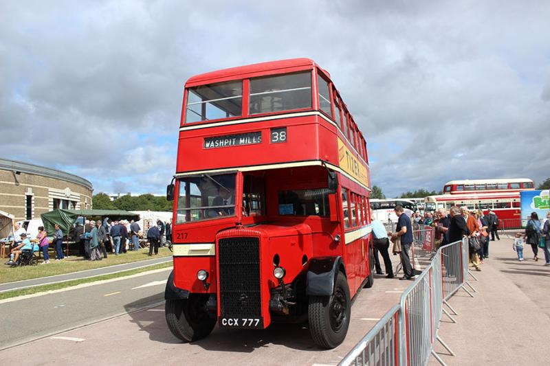 BUSES FESTIVAL AT GAYDON