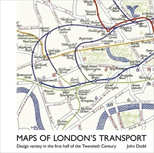 LONDON TRAINS, TRAMS AND BUSES IN MAPS: A SELECTION BOX'!!