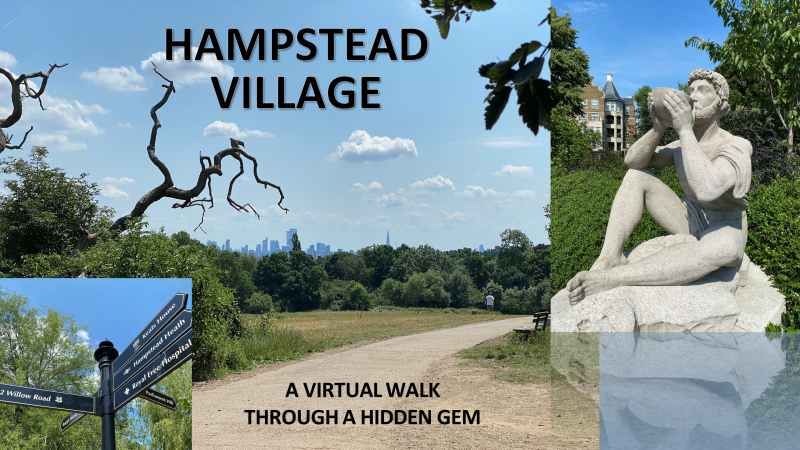 A WALK ROUND HAMPSTEAD