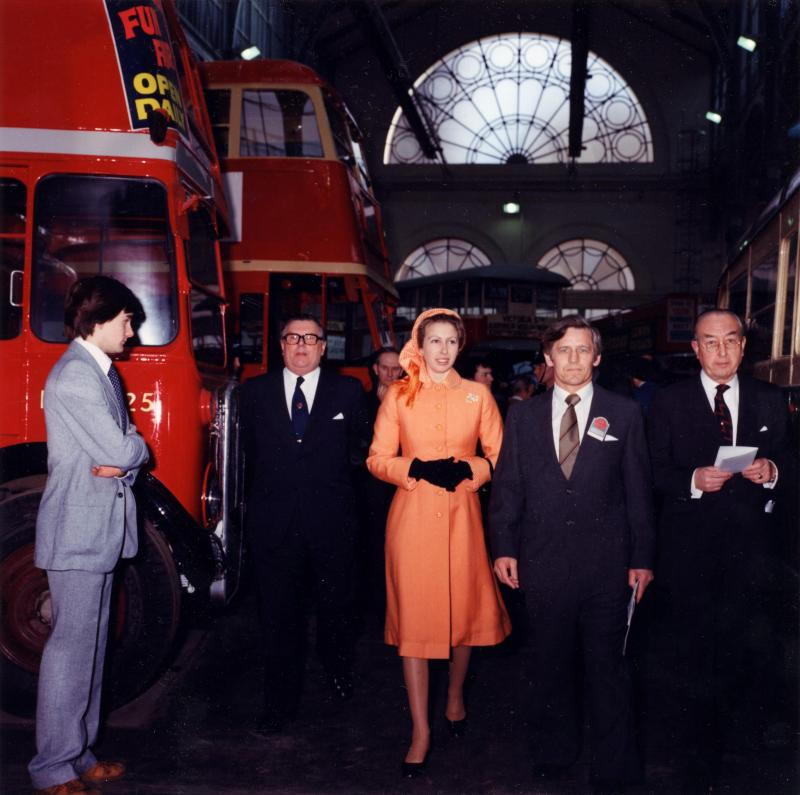 40 Years of London Transport Museum