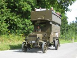 BATTLEBUS AT IMBER