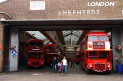 SUPPORTING SHEPHERDS BUSH GARAGE OPEN DAY