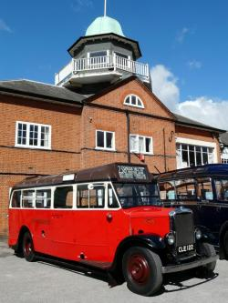 MUSEUM AND FRIENDS AT BROOKLANDS