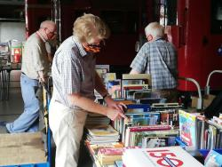 BOOK SALE AT ACTON