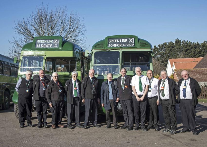 2019 HERITAGE BUS OPERATIONS