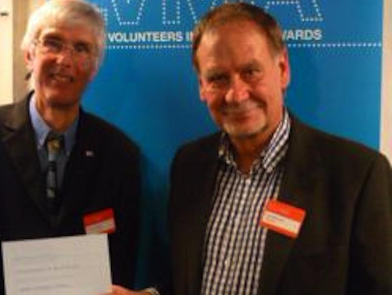 Friends win volunteer awards